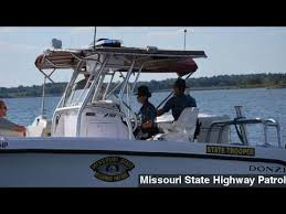 The merger of the Water Patrol and Highway Patrol in 2011 led to Piercy's being in a boat on Memorial Day weekend.